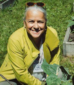 Featured Volunteer Farm Friend: Miriam Gil