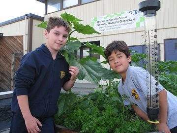 Garden Grows to New Heights at St. James