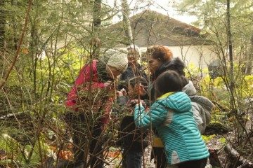 Landed Learning Children become Forest Explorers with Grant from TD Friends of the Environment
