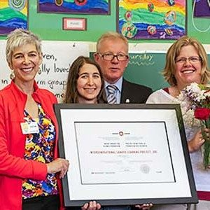 Landed Learning's Farm-Based Education for Kids Wins Top Award for Science Promotion